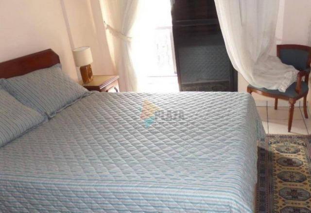 Apartamento com 2 dormitórios para alugar, 90 m² por R$ 3.000,00/mês - Vila Guilhermina -  - Foto 11