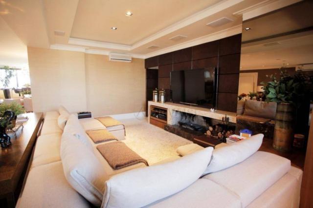 Apartamento com 3 dormitórios à venda, 243 m² por r$ 2.900.000 - hamburgo velho - novo ham - Foto 6