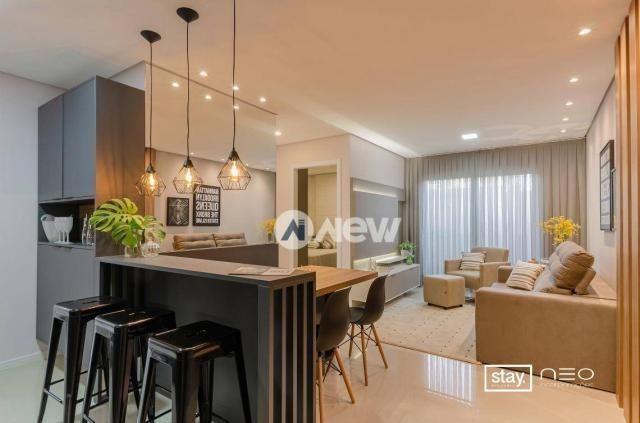 Apartamento à venda, 69 m² por r$ 363.500,00 - rio branco - novo hamburgo/rs