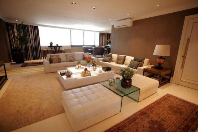 Apartamento com 3 dormitórios à venda, 243 m² por r$ 2.900.000 - hamburgo velho - novo ham