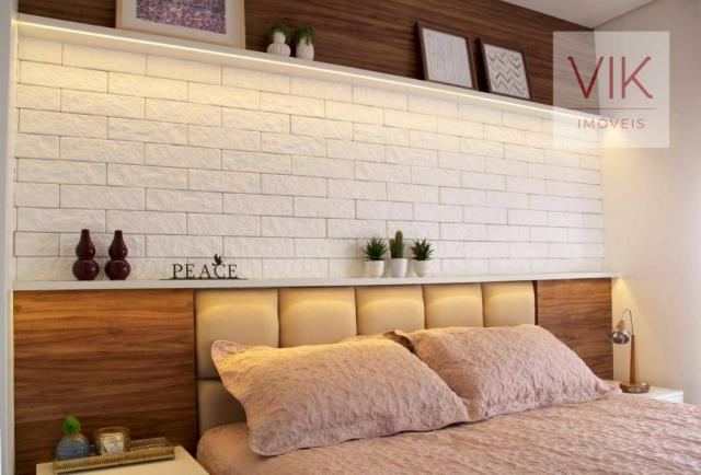 Apartamento à venda, 67 m² por R$ 880.000,00 - Taquaral - Campinas/SP - Foto 2