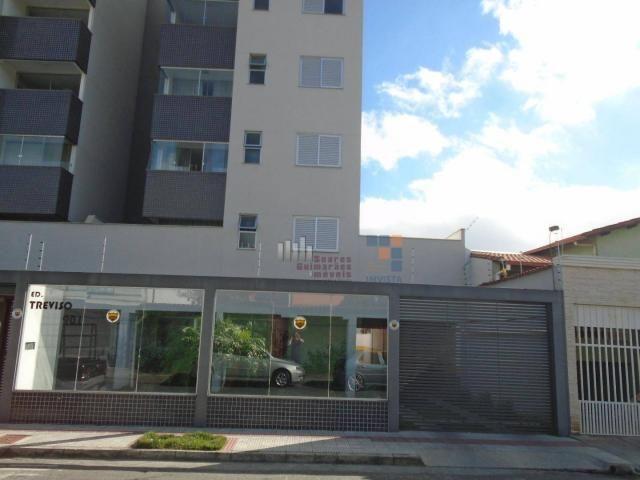 Apartamento com 2 dormitórios à venda, 61 m² por R$ 345.000,00 - Boa Vista - Belo Horizont