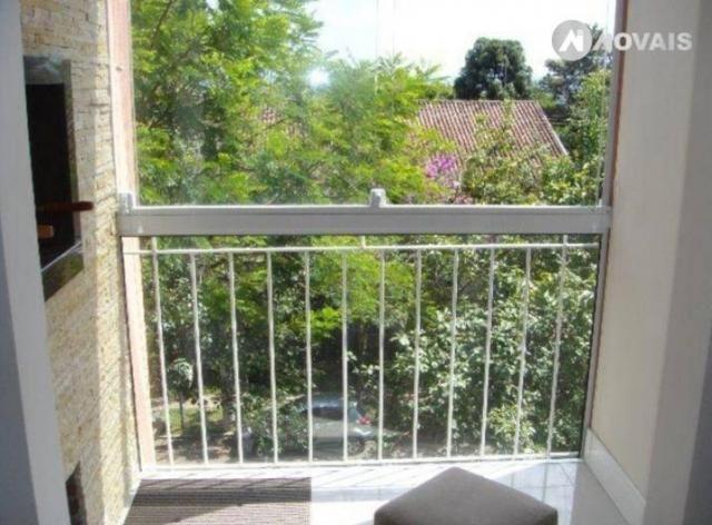 Apartamento com 2 dormitórios à venda, 54 m² por r$ 260.000,00 - santo andré - são leopold - Foto 7