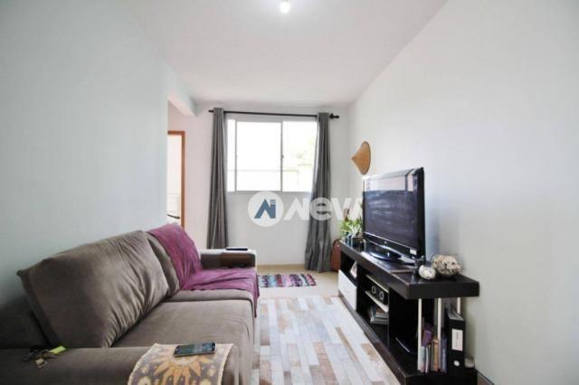 Apartamento com 2 dormitórios à venda, 42 m² por r$ 159.600 - operário - novo hamburgo/rs - Foto 2