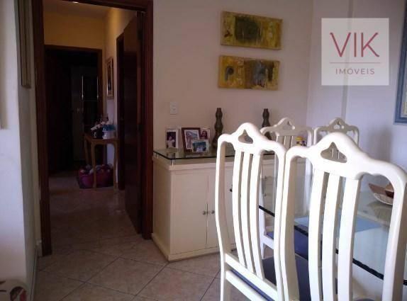 Apartamento à venda, 91 m² por R$ 510.700,00 - Taquaral - Campinas/SP - Foto 4