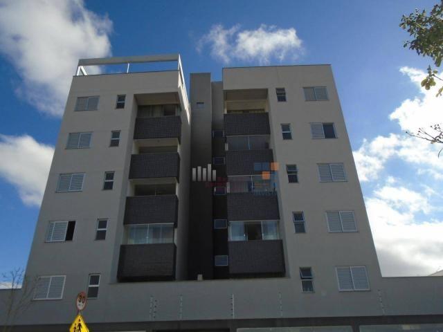 Apartamento com 2 dormitórios à venda, 61 m² por R$ 345.000,00 - Boa Vista - Belo Horizont - Foto 2