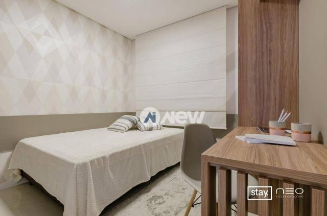 Apartamento à venda, 69 m² por r$ 363.500,00 - rio branco - novo hamburgo/rs - Foto 14