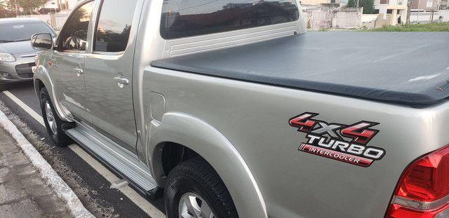 Hilux 2015/ 2015 diesel 4x4!!! empl.2020! - Foto 6