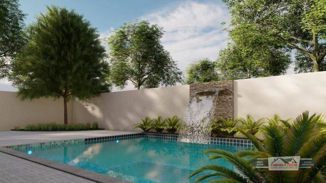 Casa com 3 dormitórios à venda, 185 m² por R$ 450.000,00 - Salgadinho - Patos/PB - Foto 16