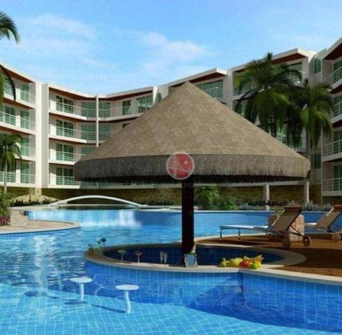 Apartamento com 3 dormitórios à venda, 87 m² por R$ 430.000,00 - Porto das Dunas - Eusébio - Foto 4