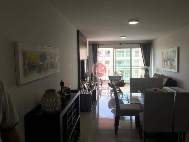 Apartamento com 3 dormitórios à venda, 87 m² por R$ 430.000,00 - Porto das Dunas - Eusébio - Foto 10