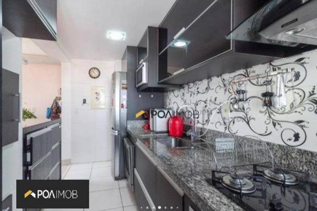 Apartamento com 03 dormitórios no bairro Rio Branco - Foto 17