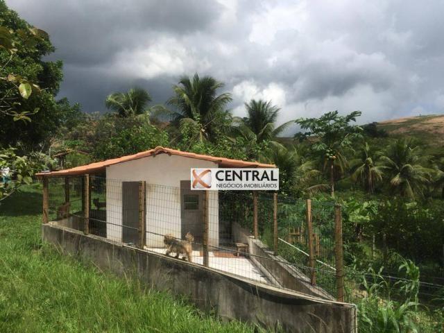 Sítio com 4 dormitórios à venda, 20000 m² por R$ 790.000,00 - Centro - Candeias/BA - Foto 19