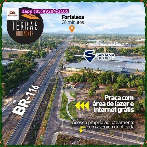 Loteamento Terras Horizonte!!! - Foto 7