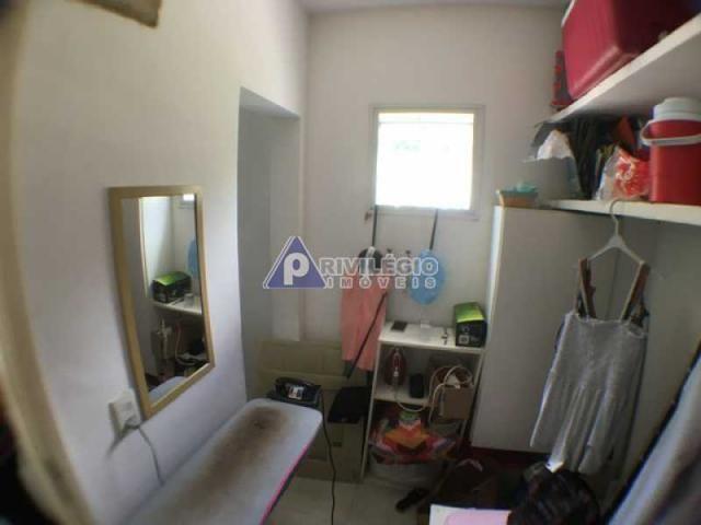 Apartamento à venda com 4 dormitórios em Cosme velho, Rio de janeiro cod:FLCO40015 - Foto 20