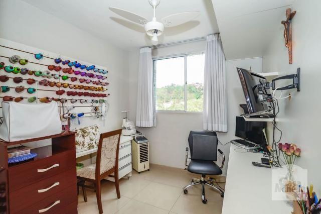 Apartamento à venda com 3 dormitórios em Caiçara-adelaide, Belo horizonte cod:250368 - Foto 10