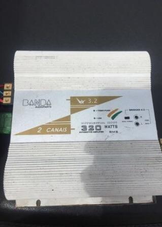 Modulo Amplificador Banda 3.2 320W