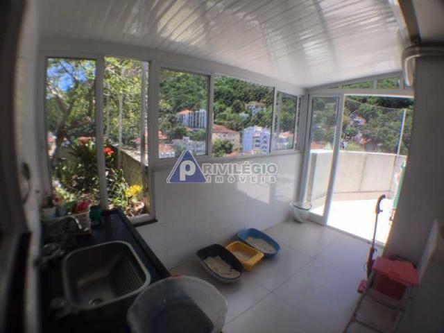 Apartamento à venda com 4 dormitórios em Cosme velho, Rio de janeiro cod:FLCO40015 - Foto 19
