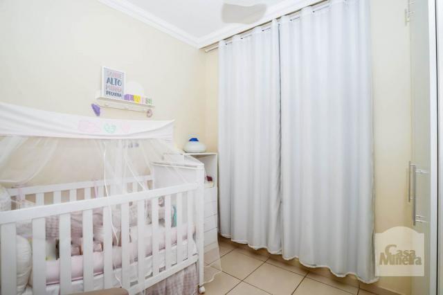 Apartamento à venda com 3 dormitórios em Alto caiçaras, Belo horizonte cod:255939 - Foto 6