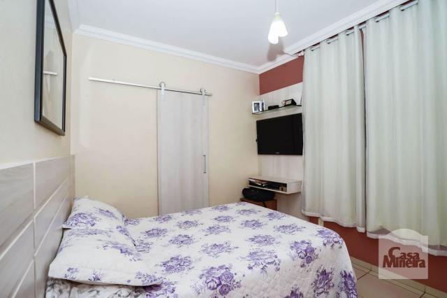 Apartamento à venda com 3 dormitórios em Alto caiçaras, Belo horizonte cod:255939 - Foto 4