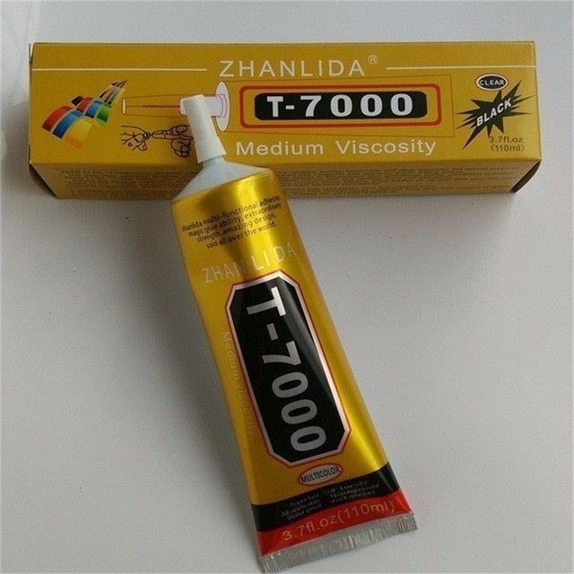 Cola t7000 preta