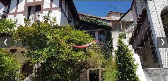 Casa à venda, 130 m² por R$ 1.050.000,00 - Santa Teresa - Rio de Janeiro/RJ