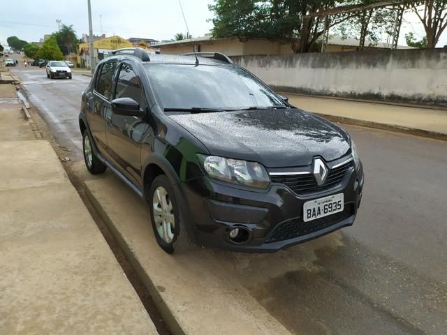 Sandero stepway, 2015/2016 carro top, *81