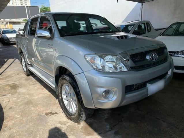Toyota Hilux SRV Automática 4x4 3.0 2010\10 - Foto 2