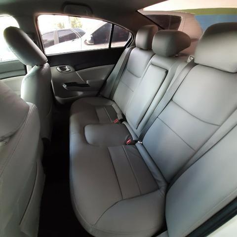 Honda Civic 2.0 carro lindo - Foto 7