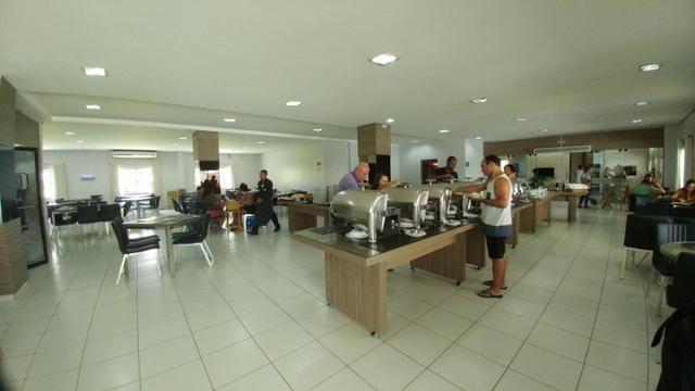 Apartamento com 01 Quarto, Lagoa Quente Hotel, em Caldas Novas GO - Foto 15
