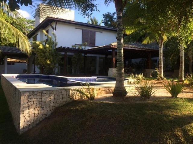 Casa para Locação em Lauro de Freitas, Estrada do Coco, 4 dormitórios, 4 suítes, 2 banheir