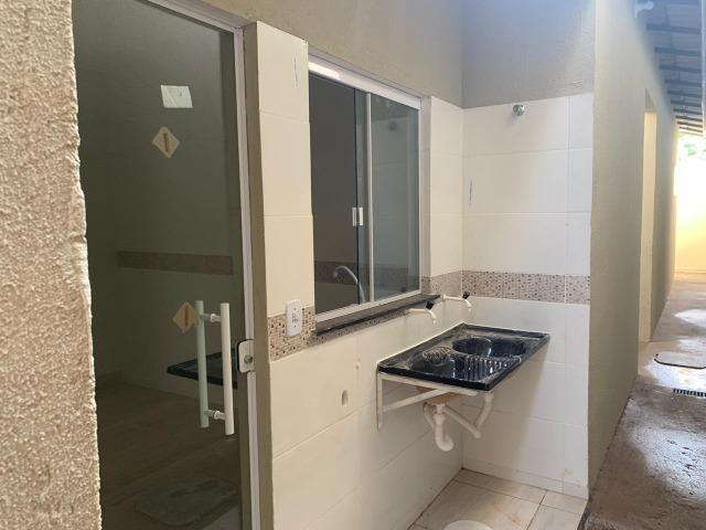 Hora de sair do aluguel - Casa pronta para morar 3 quartos com suíte - Financiamento MCMV - Foto 11