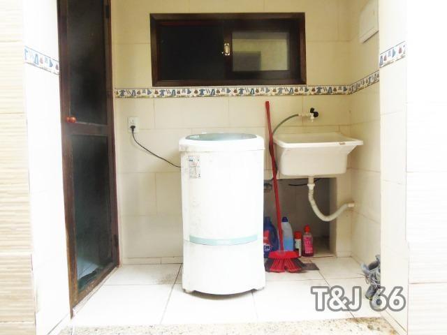 Casa duplex em condomínio com 3 quartos, em frente a Lagoa - Foto 11