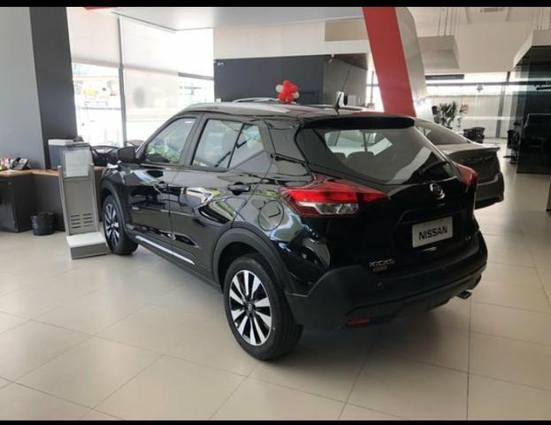 Nissan Kicks SL Pack 1.6 Cvt Xtronic 2020/2020 0km top + Taxa Selic* em 36 meses !!! - Foto 6