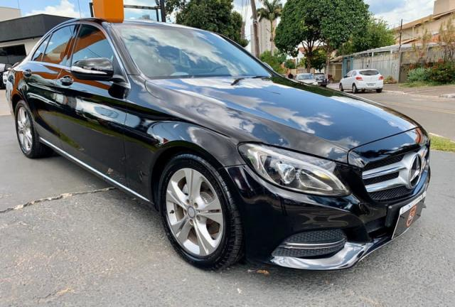 MERCEDES-BENZ C180 EXCLUSIVE 1.6 16V T4P 2015 - Foto 7