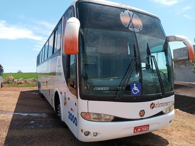 Troco por micro ônibus executivo ou van 19 lugare. - Foto 4