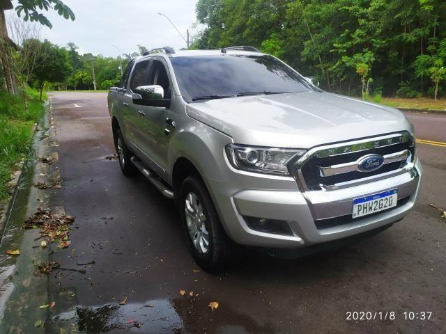 Ford ranger xlt 4x4 diesel 2018 - Foto 9