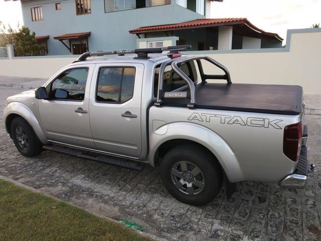 Nissan FRONTIER SV 4X4 linda! - Foto 2