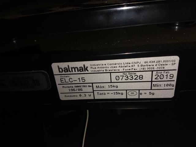 Balança 15 kg Balmak modelo ECL-15