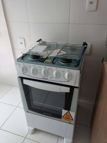 Apartamento 2 dormitórios mobiliado, na avenida Bento Gonçalves - Foto 12