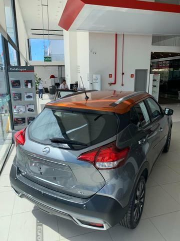 Nissan Kicks SL Pack 1.6 Cvt Xtronic 2020/2020 0km top + Taxa Selic* em 36 meses !!! - Foto 3