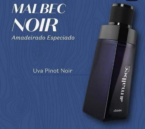 Malbec Sport, Noir Boticário - Foto 2