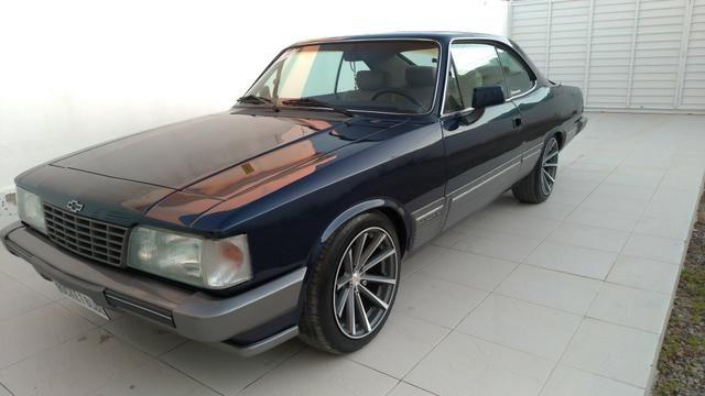 Opala Coupe diplomata 4.1s 6 cilindros de chassi 1988 versão rara