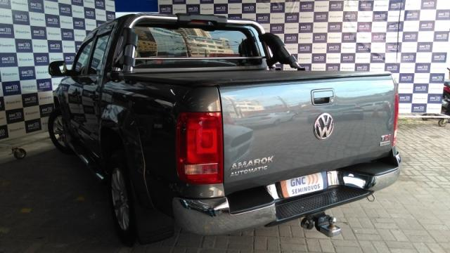 VOLKSWAGEN AMAROK 2.0 HIGHLINE 4X4 CD 16V TURBO INTERCOOLER DIESEL 4P AUTOMATI. - Foto 3