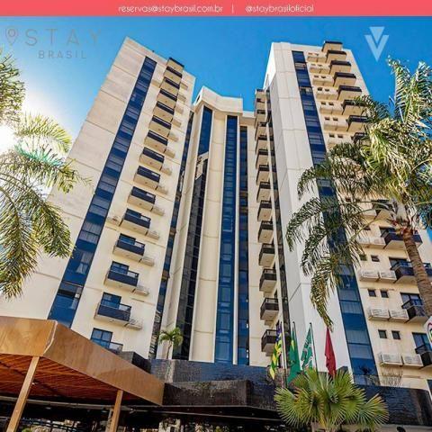 Flat com 1 dormitório para alugar, 30 m² por R$ 1.500,00/mês - Setor Oeste - Goiânia/GO