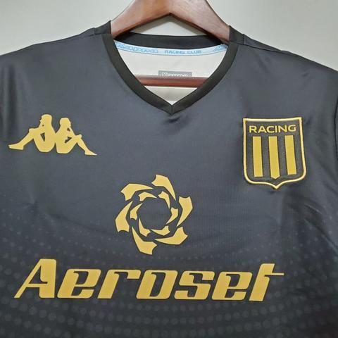 Abandono Comité Engreído  Camisa de Futebol Oficial Kappa Racing Argentina 2020 - Roupas e calçados -  Praia de Belas, Porto Alegre 739880567 | OLX