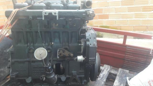 Motor mwm série 10 4 cilindros VW