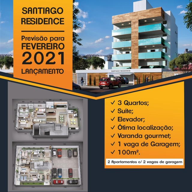 Apartamento Ipatinga, A239, 3 Qts/suíte, 100 m², sac. gourmet. Elev. 2 VGS.Valor 285 Mil - Foto 4