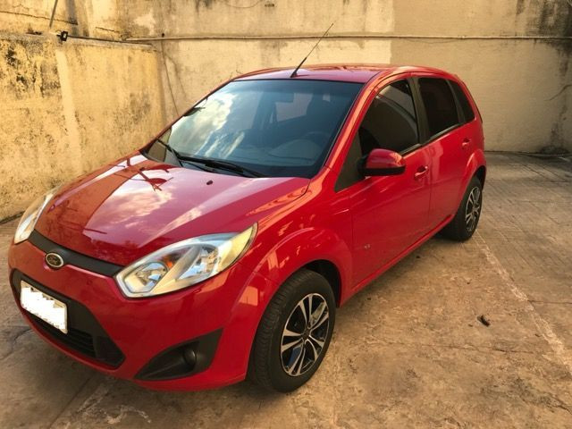 Vendo Fiesta Hatch SE Rocam 1.6 13/14 flex