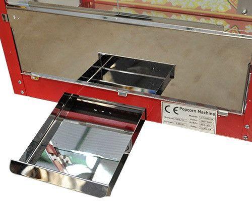 Pipoqueira elétrica vintage 110V - Faz 5Kg de pipoca por hora! Melhor Custo X Benefício ! - Foto 5